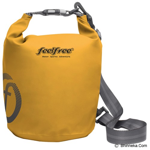 FEELFREE Dry Tube 5 [T5] - Yellow - Waterproof Bag